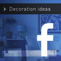 Antique decorative idead, Facebook