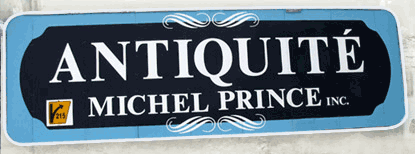 Antiquit� Michel Prince