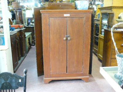 Antique cupboard  1