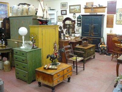 Superbe armoire antique 12 panneaux creux, couleur polychrome 5