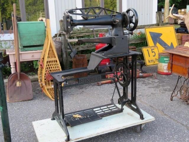 moulin à coudre de cordonnier 1
