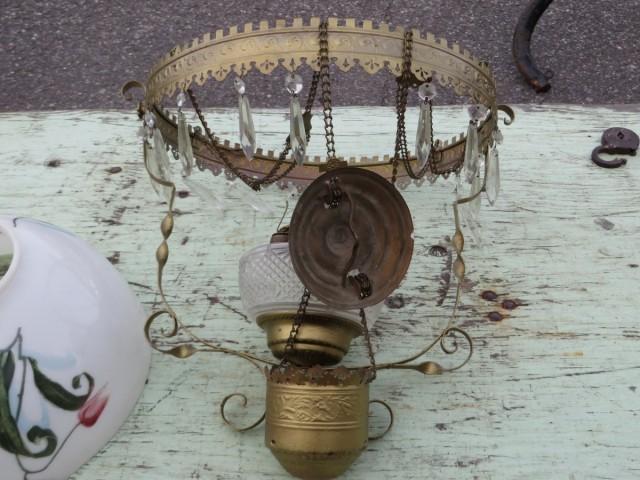 Magnifique lampe suspendue 3