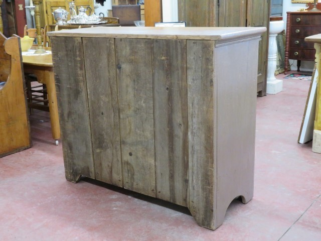 Meuble bahut, buffet en pin 4
