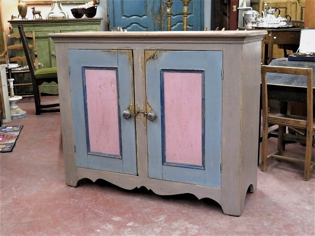 Meuble bahut, buffet en pin 1