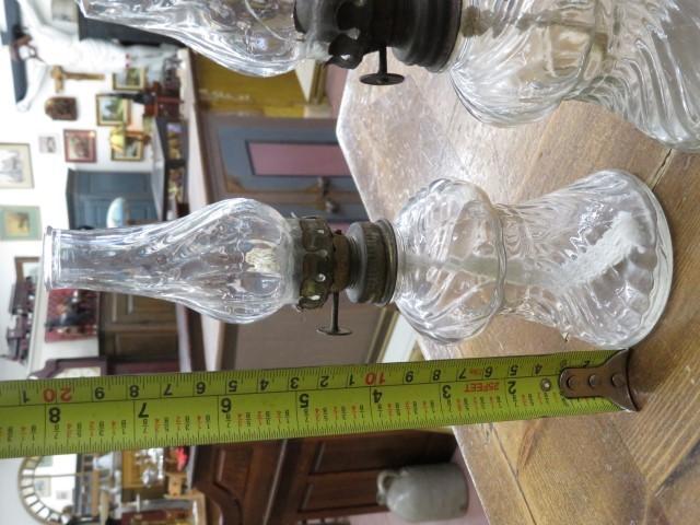 Lampes à l'huile miniatures 3