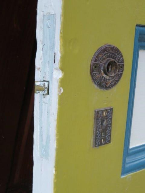 Porte de maison, poignée disponible, 34 pouces x 81 2