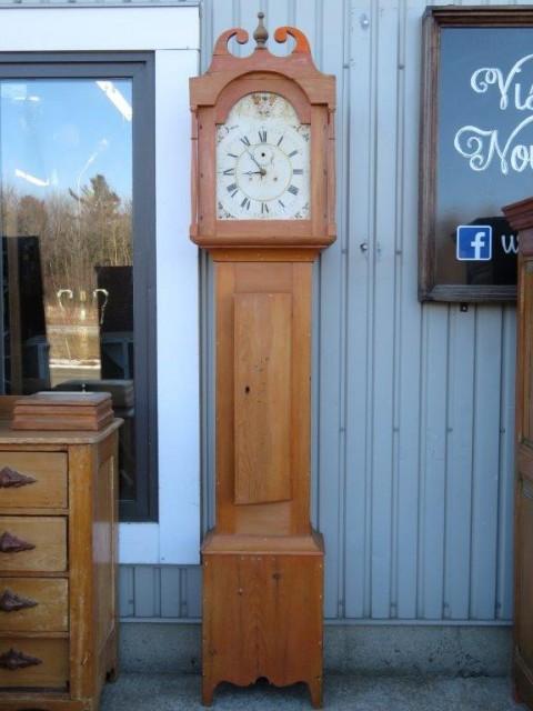 Horloge grand-père, mécanisme manquant 4