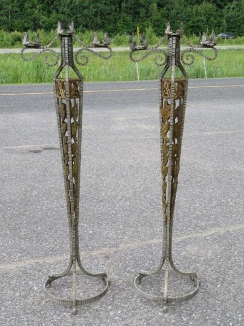 Magnifiques chandeliers  3