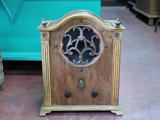 Ancien radio Sparton 1