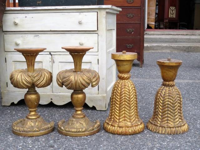 Sculptures Italiennes en bois 1