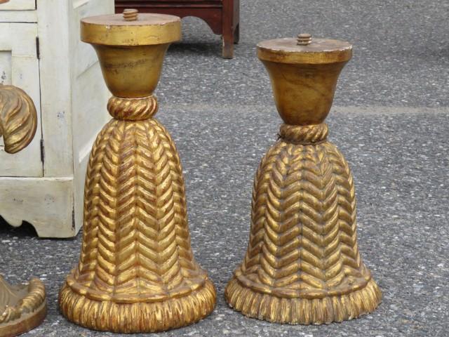Sculptures Italiennes en bois 10