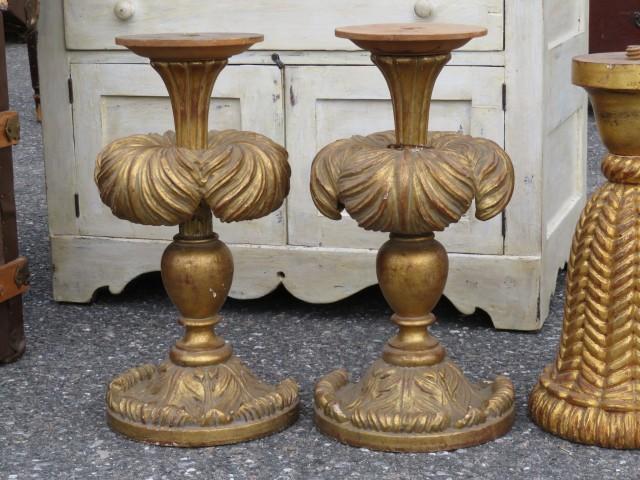 Sculptures Italiennes en bois 5