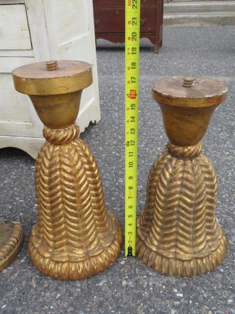 Sculptures Italiennes en bois 2