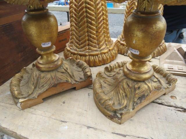 Sculptures Italiennes en bois 7