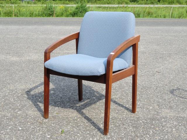 Chaise vintage, fauteuil 1