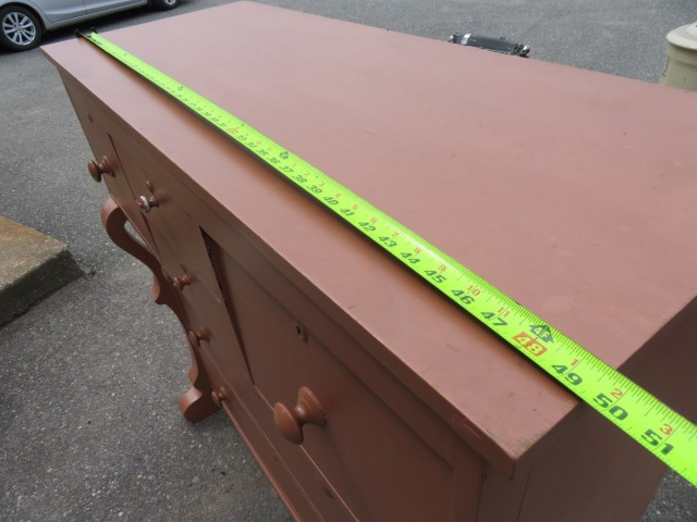 Bonnet chestof drawers 3
