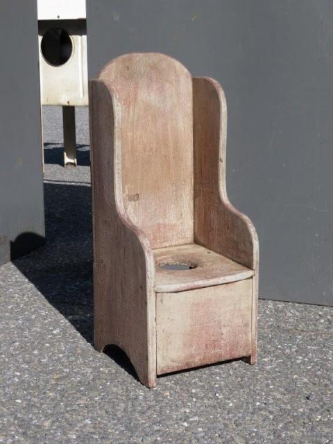 petite chaise d'aisance 1