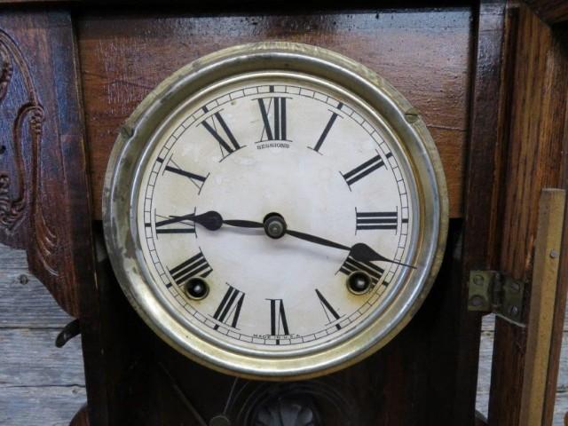 Ginger bread clock 3
