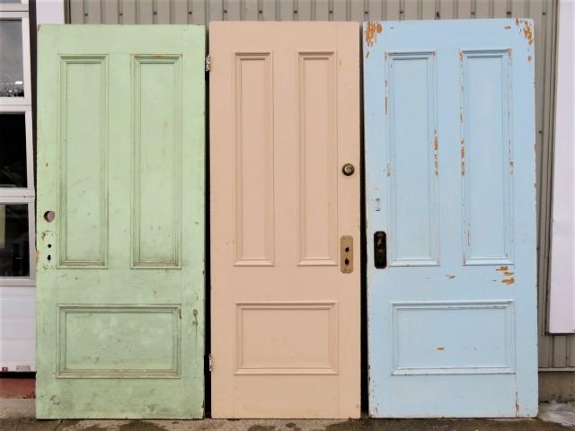 Anciennes portes de maison 1