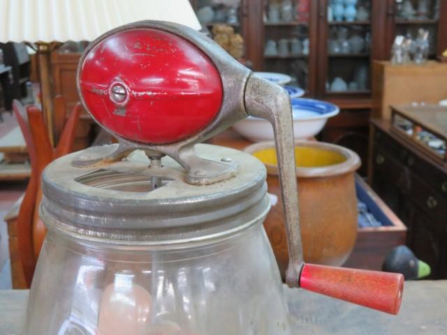 Baratte à beurre 2