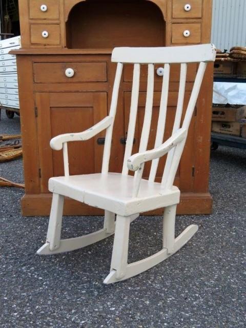 Chaise berçante, berceuse de St-Hilarion 1