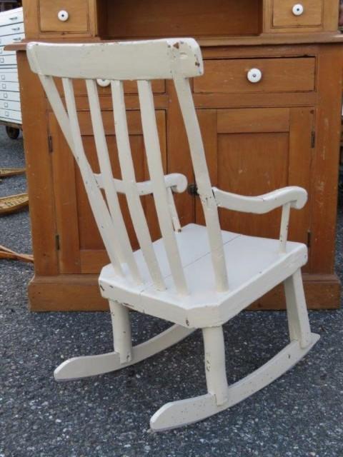 Chaise berçante, berceuse de St-Hilarion 4