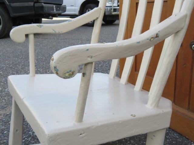 Chaise berçante, berceuse de St-Hilarion 7