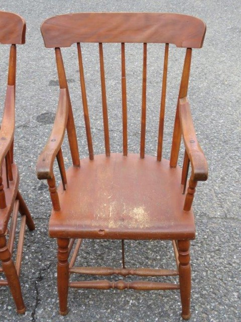 Fauteuils, chaises à bras 2