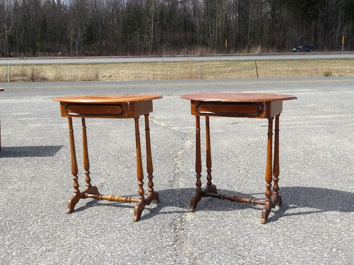 Tables de chevet for Hauteur table de chevet