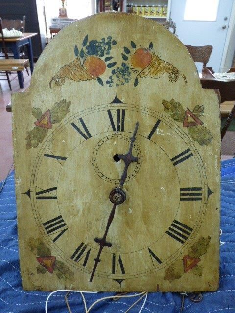 Antique grandfather clock 2