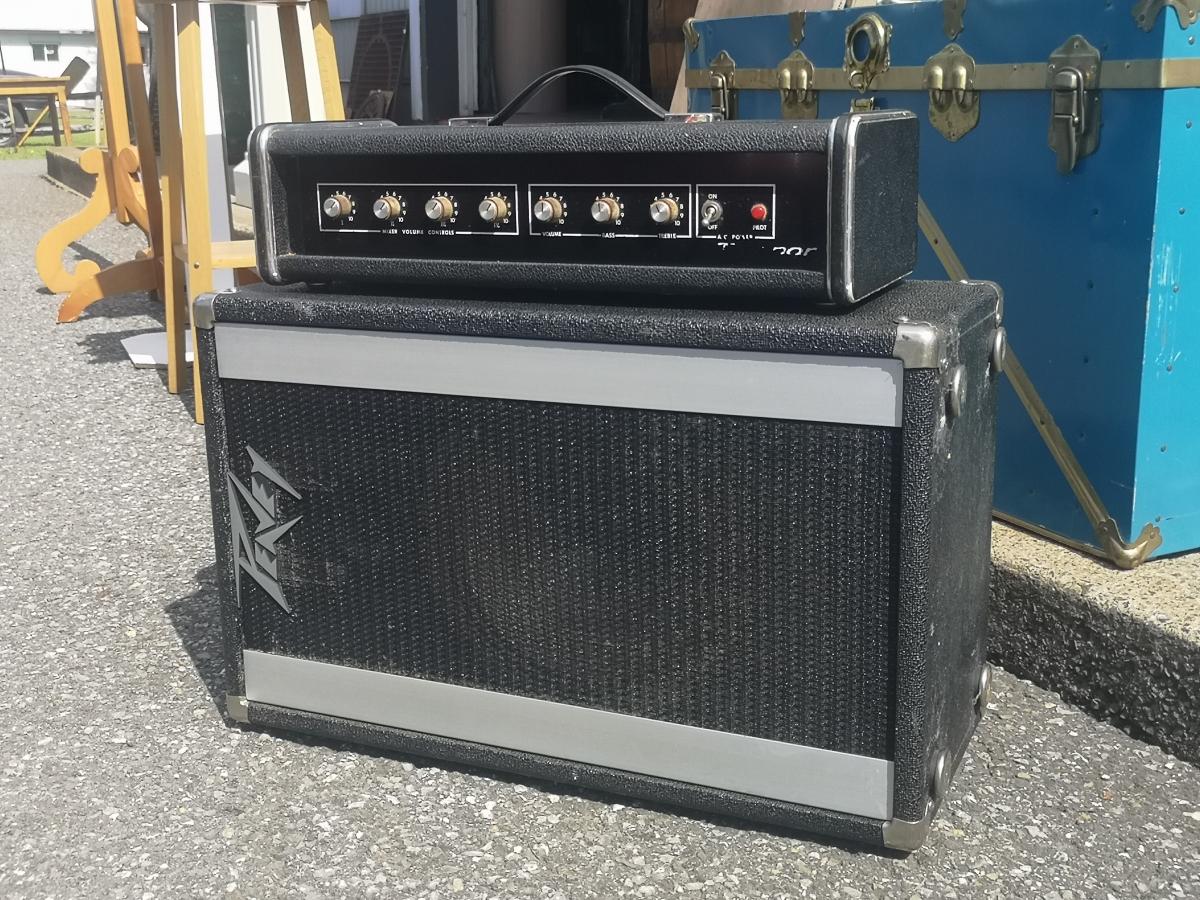 Peavey amplifier (SOLD) and speaker 1
