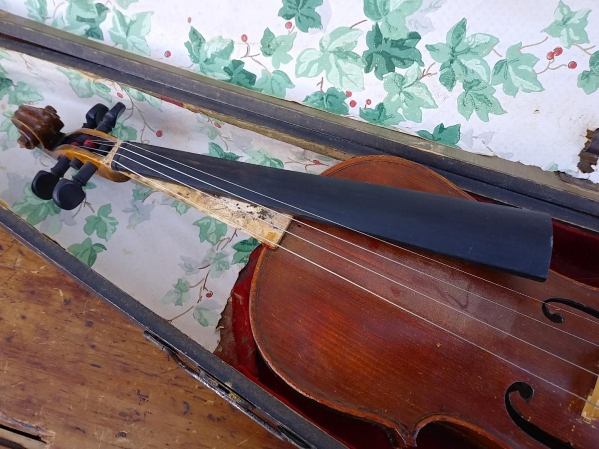 Ancien violon 3