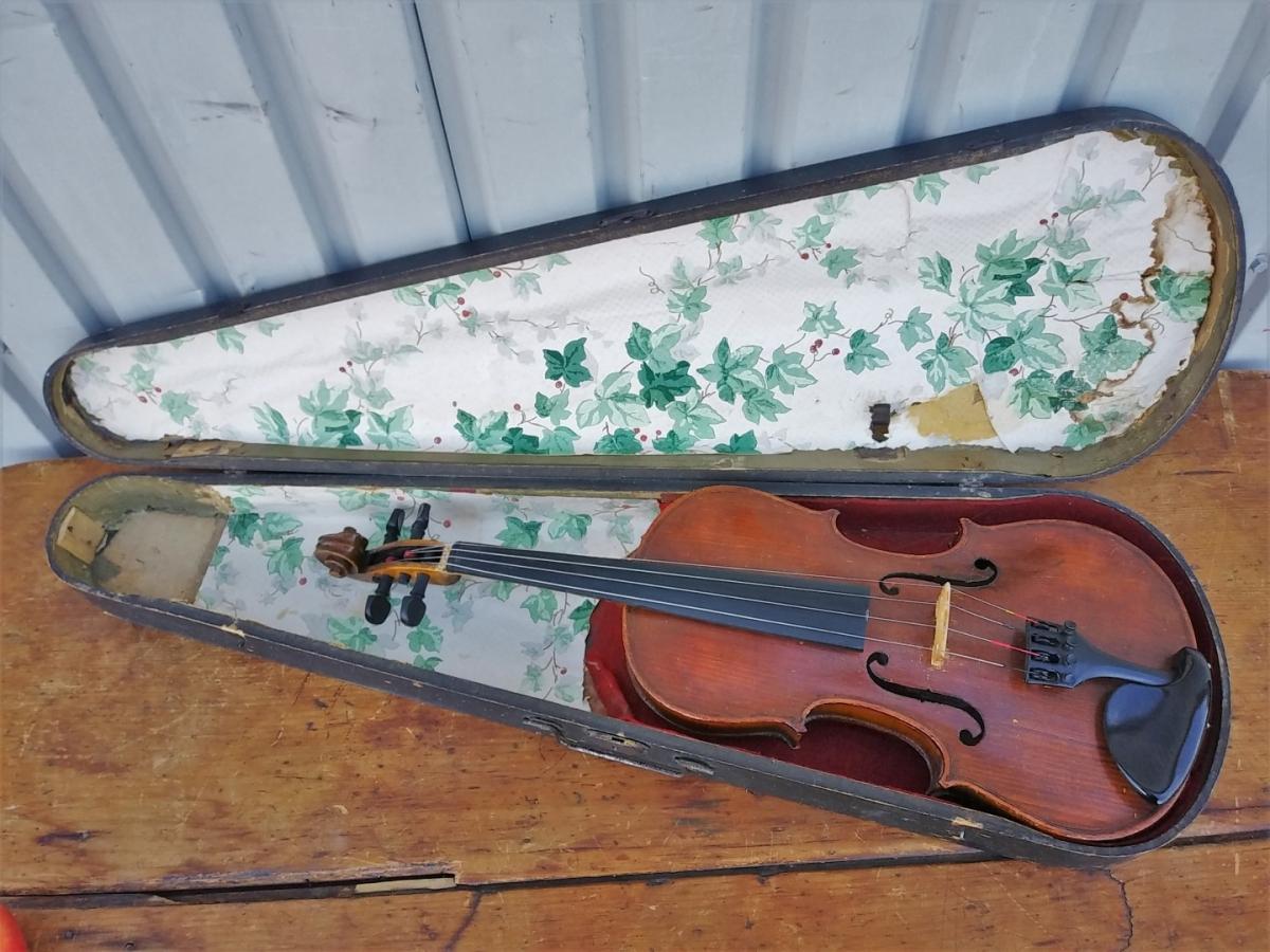 Ancien violon 1