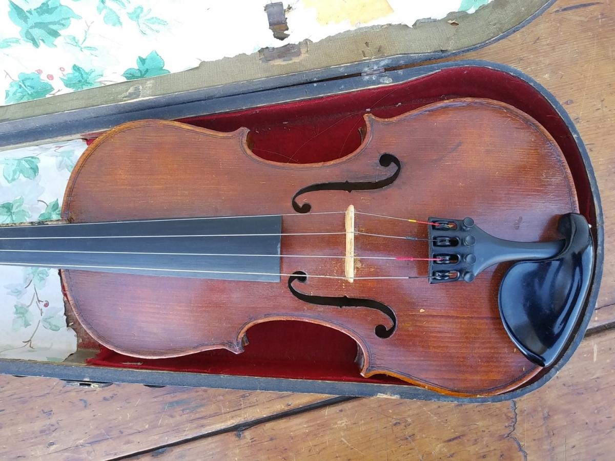 Ancien violon 5