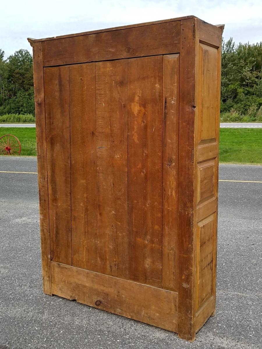 Diamond point armoire, cupboard 16