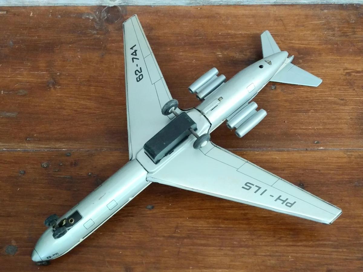 Avion, jouet promotionnel 3
