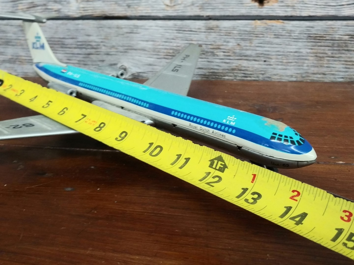Avion, jouet promotionnel 4