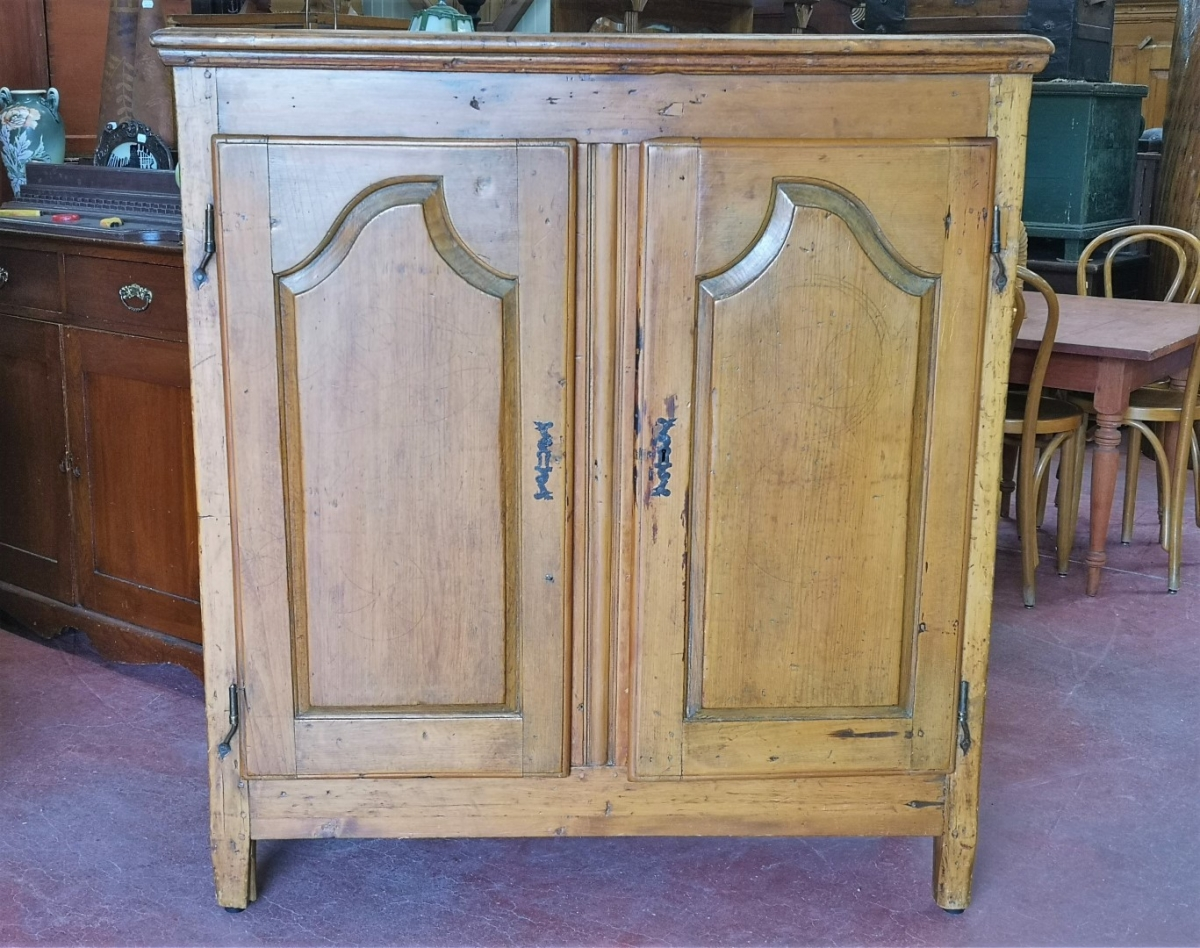Louis XV buffet, bahut, doors has been fitted to a old frame 13