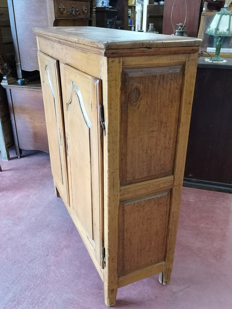 Louis XV buffet, bahut, doors has been fitted to a old frame 10