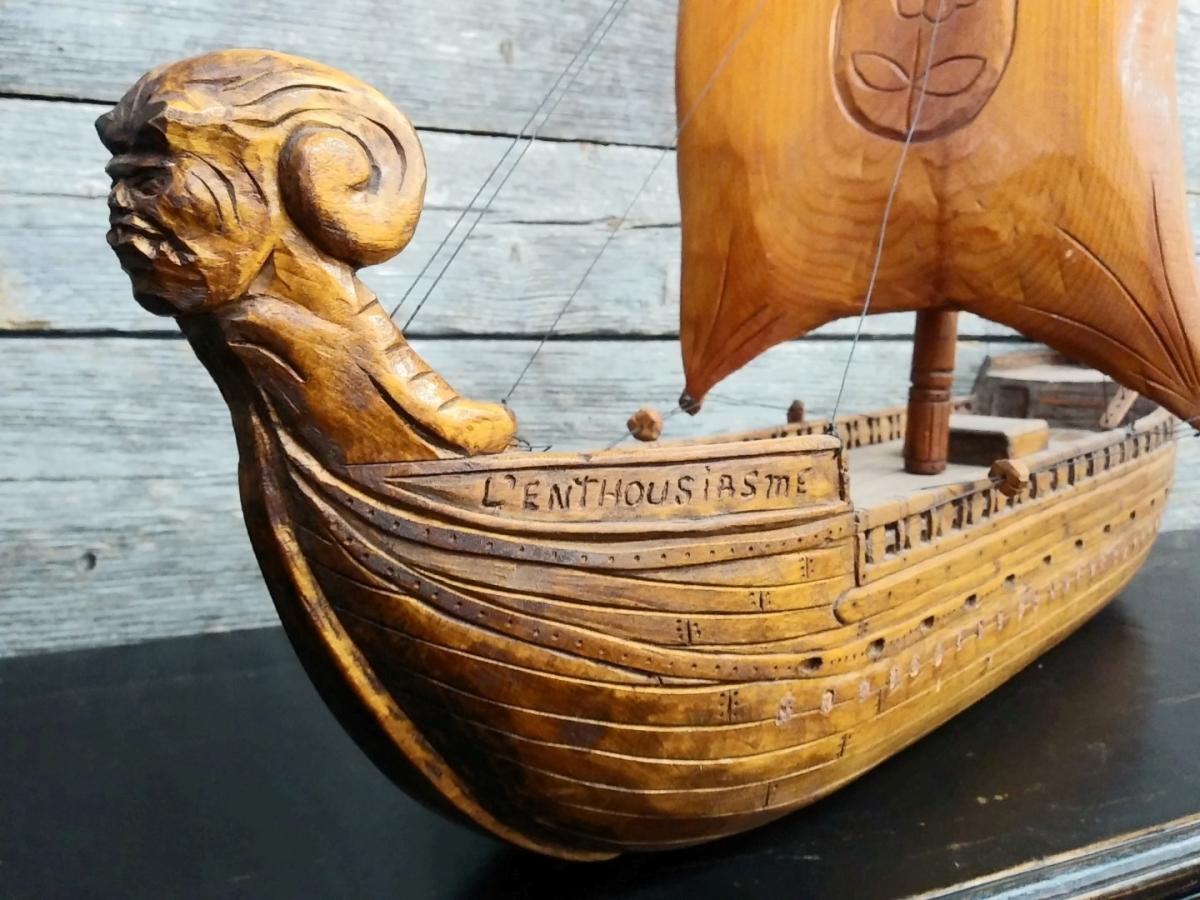 Miniature boat 2