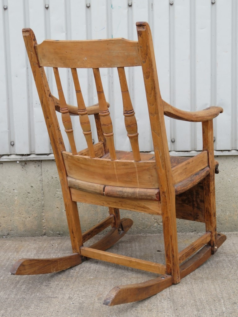 Chaise Bercante Berceuse
