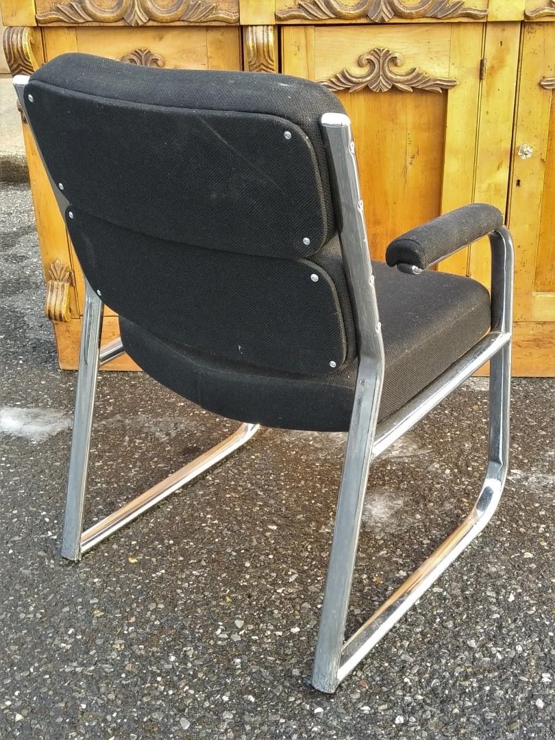 Chaise, fauteuil vintage 2