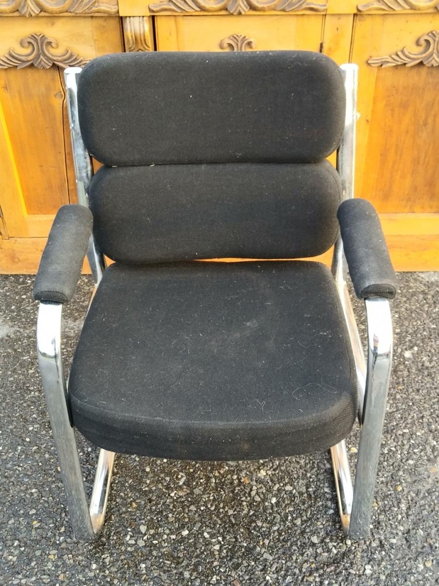 Chaise, fauteuil vintage 3