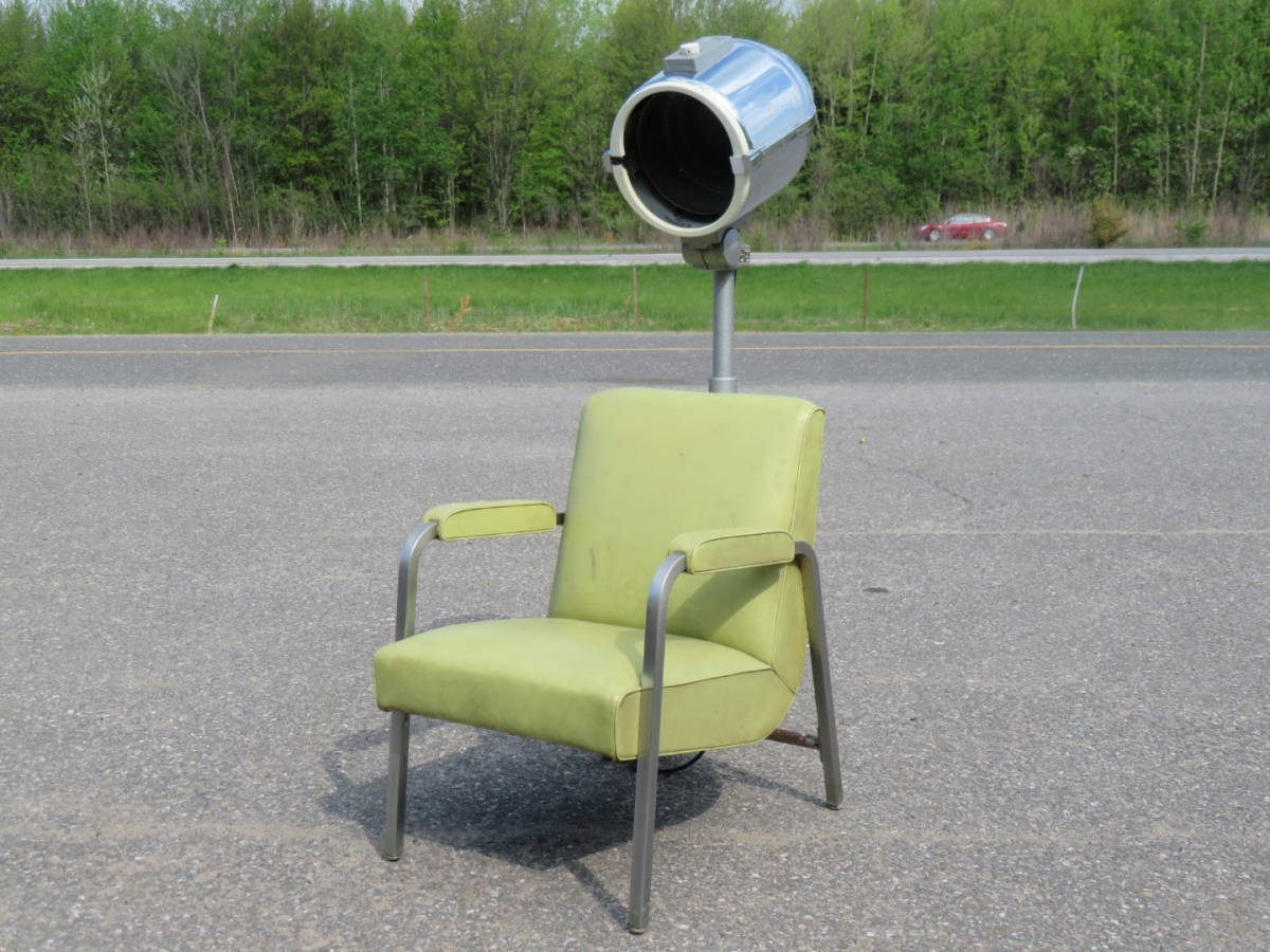 Hair salon chair 1