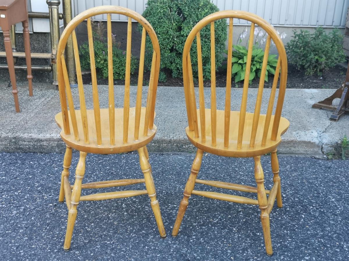 Chaises de style windsor 3