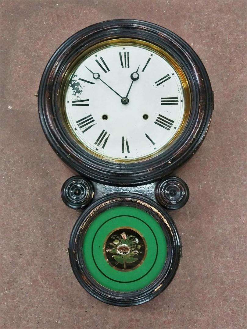 Horloge murale E. Ingraham 1