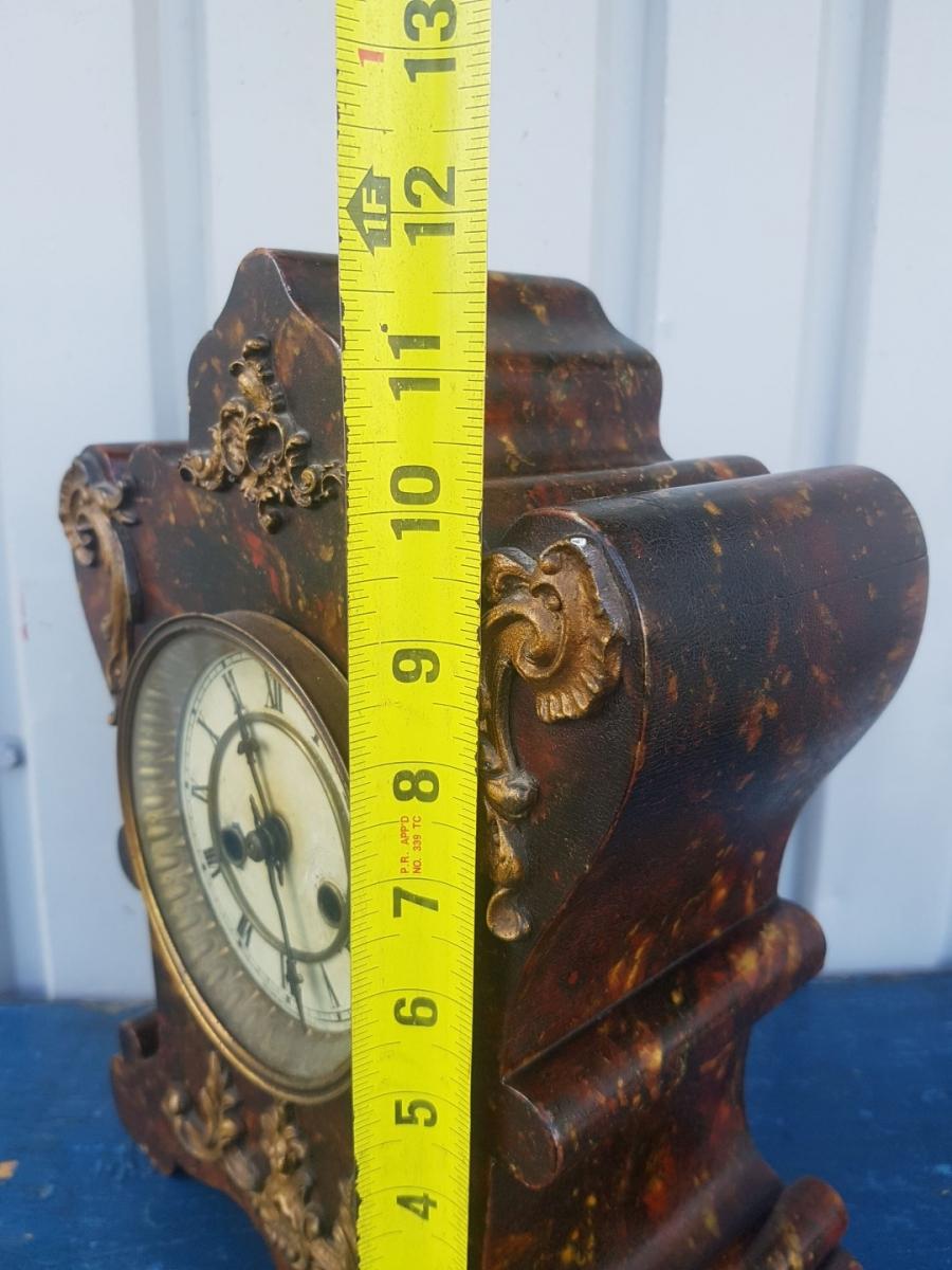 Horloge Victorienne 2