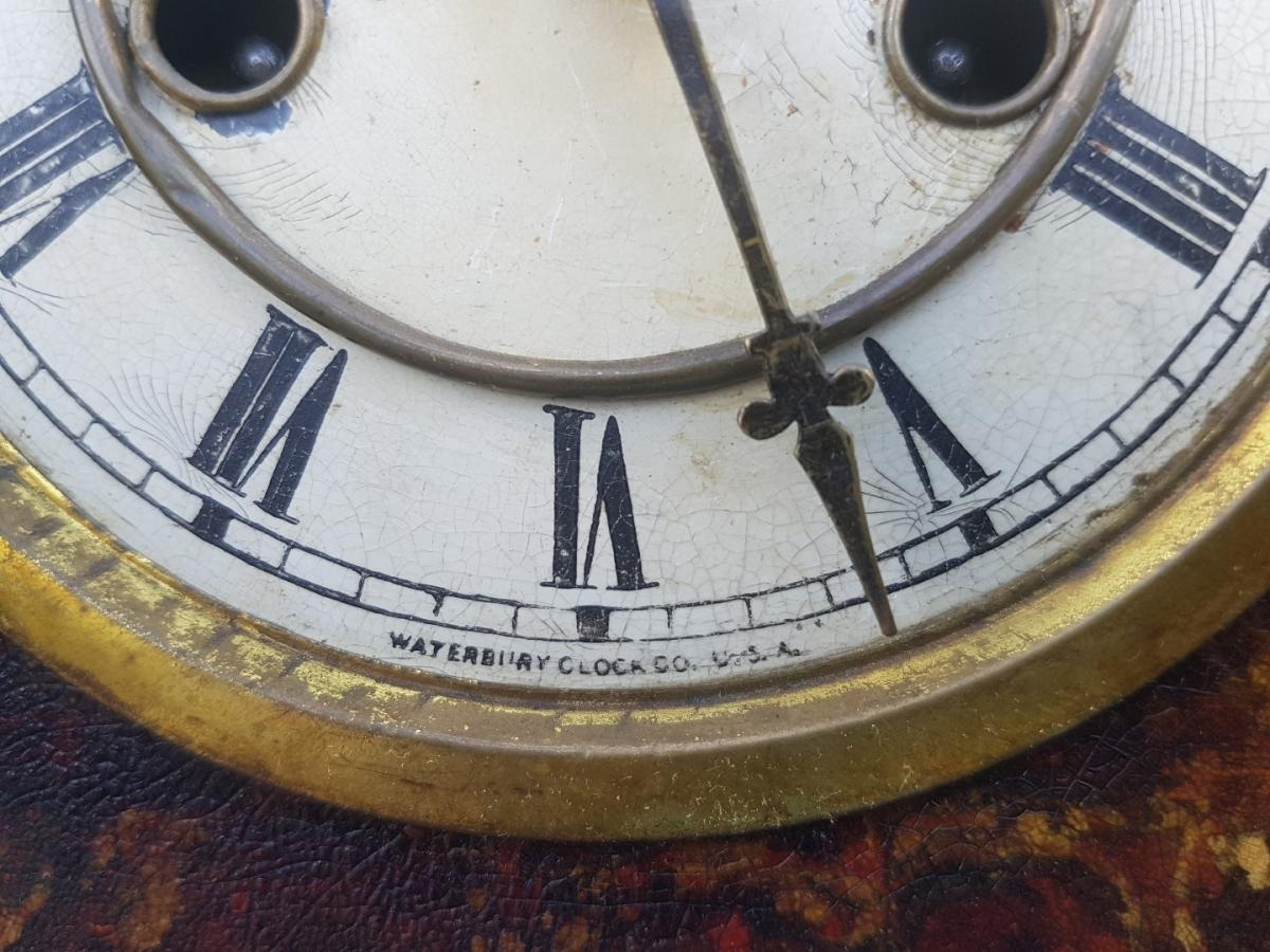 Horloge Victorienne 4