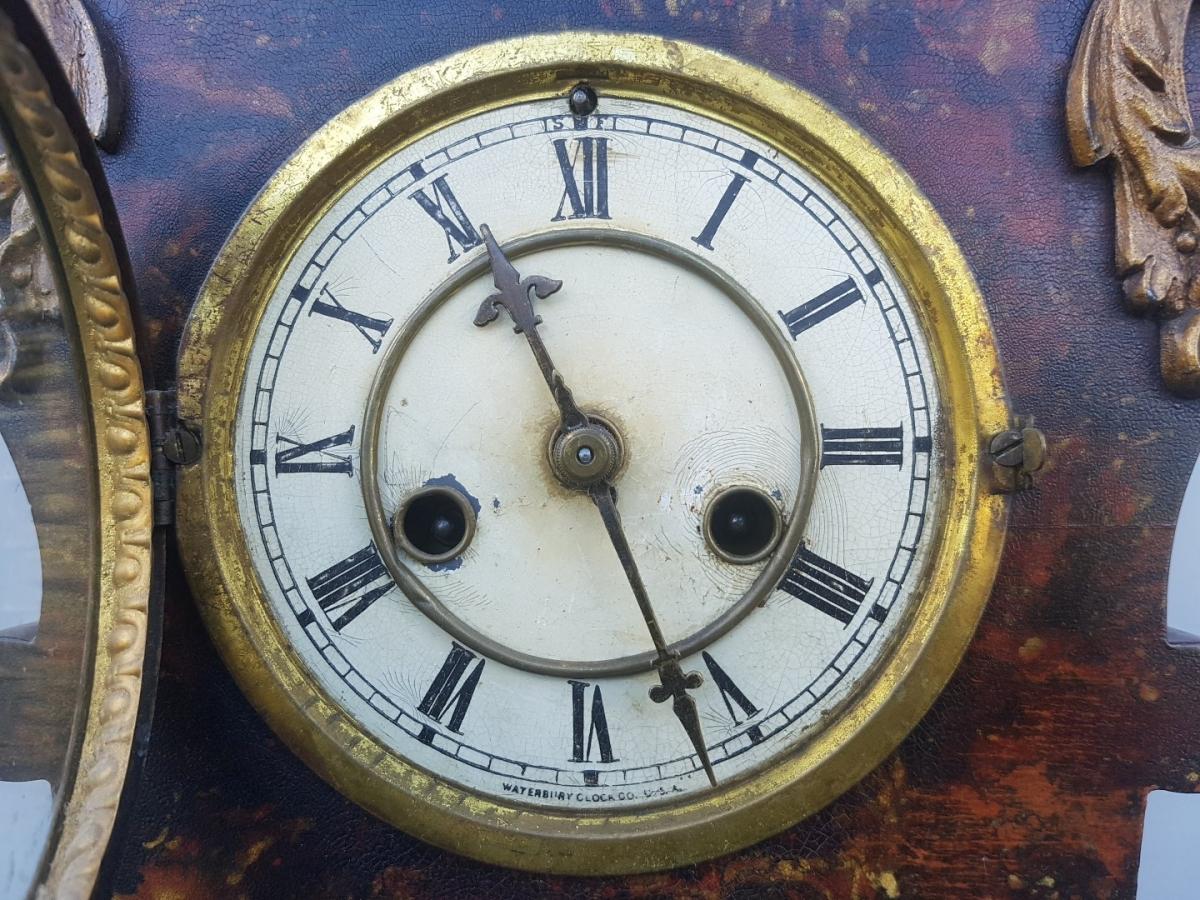 Horloge Victorienne 6