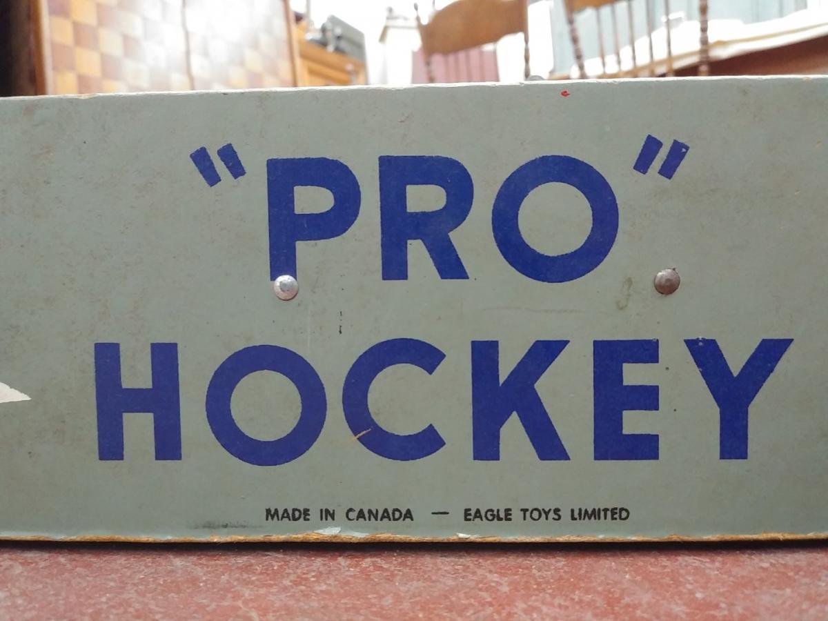 Jeu de hockey sur table 3